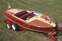 1952 18' Chris Craft Riviera for sale ClassicBoat.com