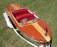 1951 18' Chris-Craft Riviera - Antique Boats