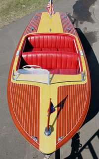 1954 18' Chris Craft Riviera Runabout for sale