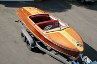 1952 Chris Craft 18' Riviera - Classicboat.com