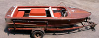 1959 18' Chris Craft Continental Utility