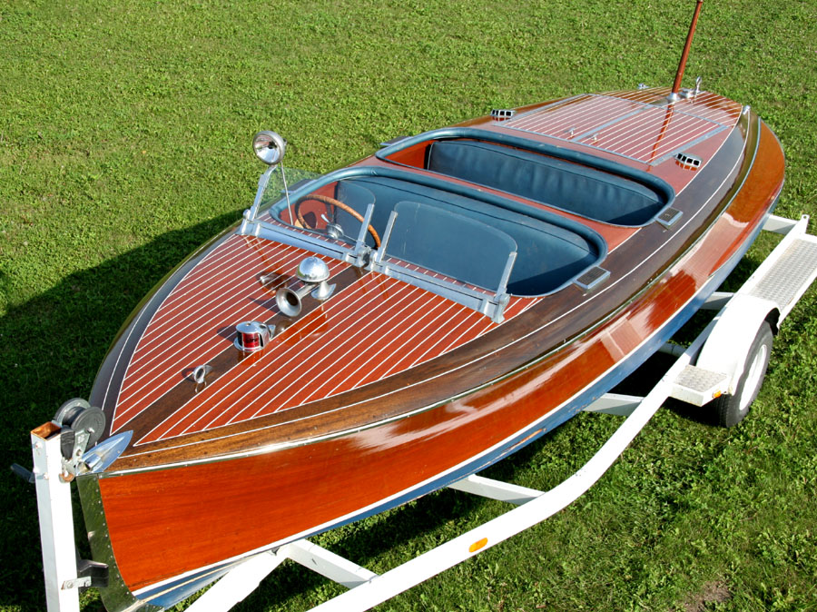 Antique 1940 chris craft 19 39 barrel back custom runabout for 1940 chris craft barrel back for sale