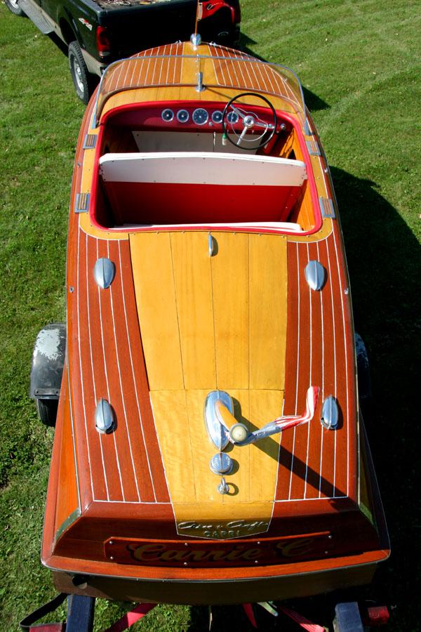 Motors For Sale >> 1958 Chris Craft 19' Capri with KFL engine