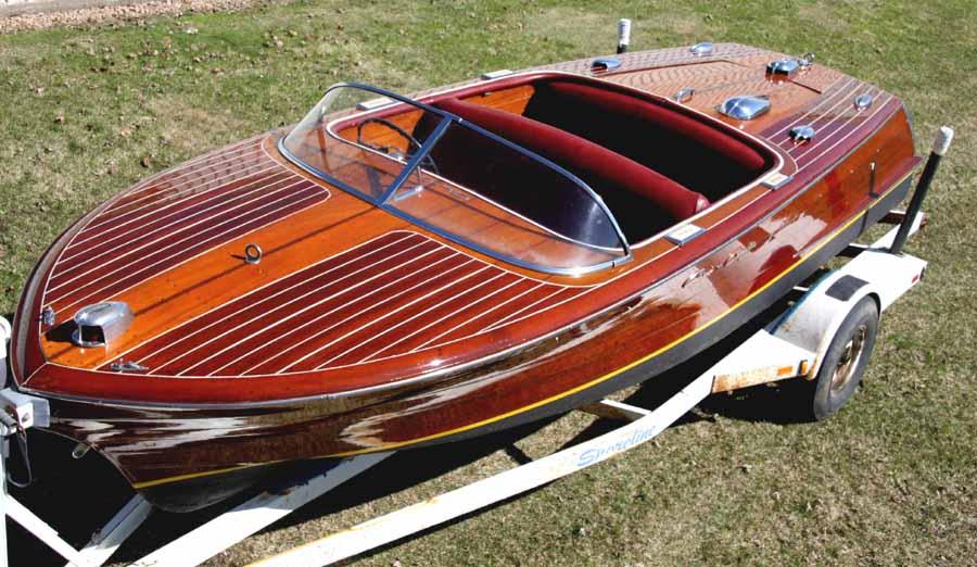 ... bottom of the boat listings. $15500. (3f) 1956 19 ft Chris Craft Capri