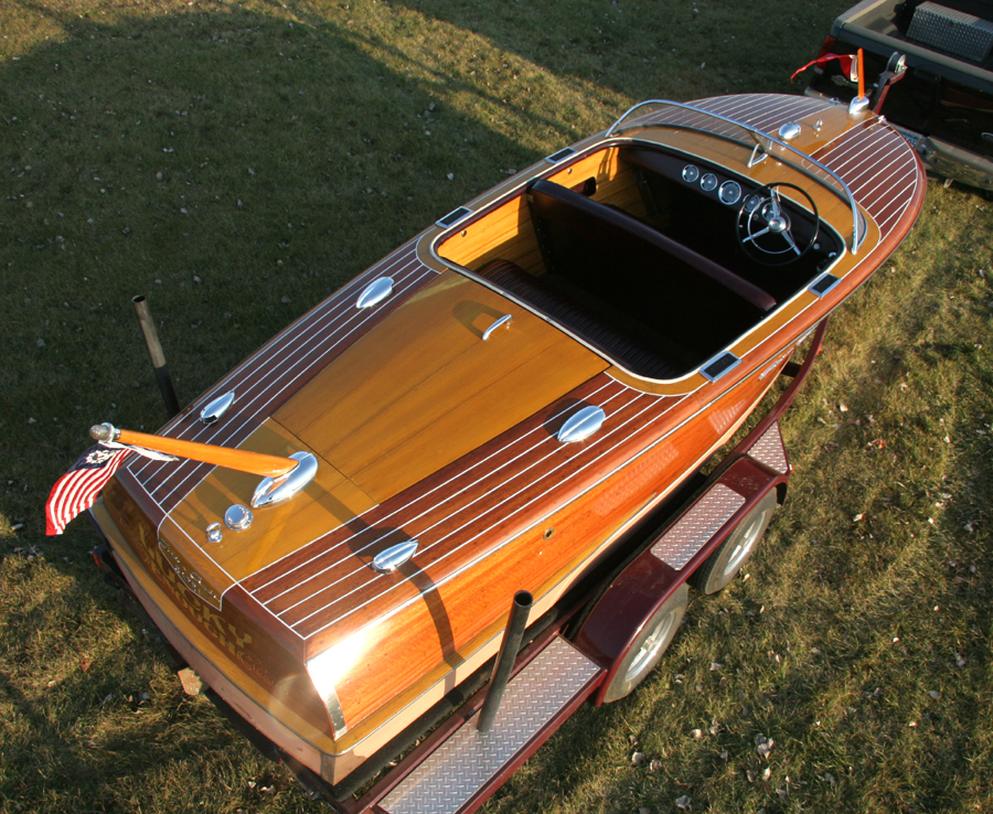 Chris Craft Boats >> 1957 Chris Craft 19' Capri For Sale