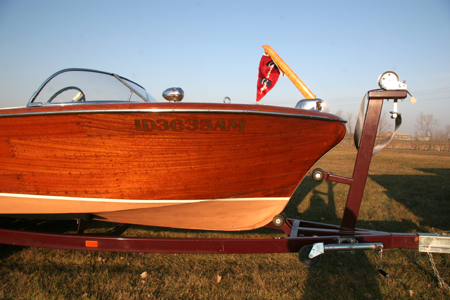 New Engines For Sale >> 1957 Chris Craft 19' Capri For Sale
