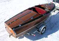 1938 19 foot Chris Craft  Custom Runabout