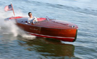 1953 19' Chris Craft Racing Runabout