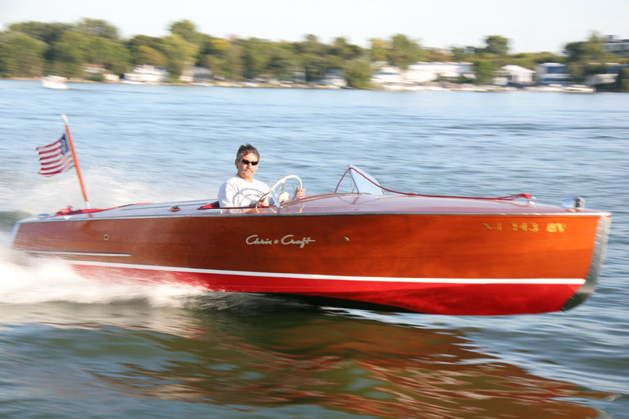 Chris Craft Racing Runabout