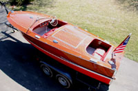 1954 19' Chris Craft Racing Runabout for sale - ClassicBoat.com