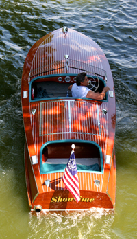 1950 19' Chris Craft Racing Runabout - Antique Boats
