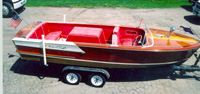 1961 Chris Craft 19 ft Continental