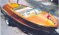 1955 19' Chris Craft Capri Runabout