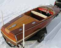 1957 19 ft Chris Craft Capri