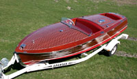 1949 19 ft Chris Craft Racing Runabout for Sale - ClassicBoat.com