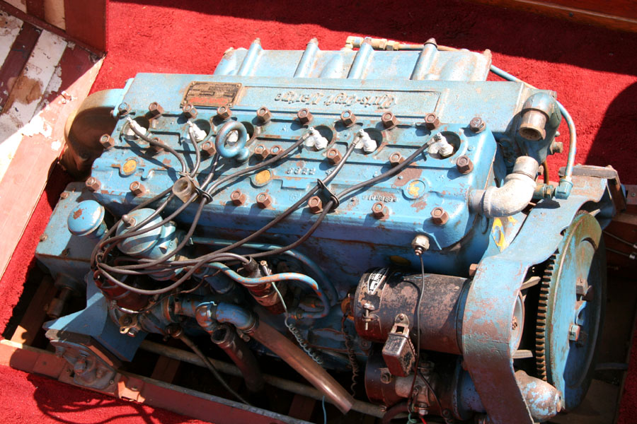 S And S Motors >> 1957 20' Chris Craft Continental Classic Wooden Boat For Sale