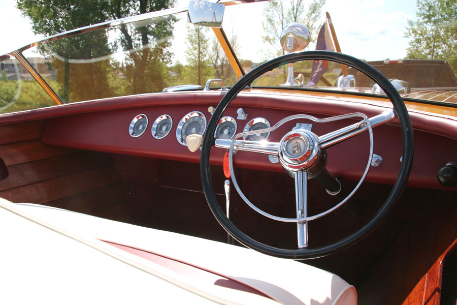 New Engines For Sale >> 1957 20' Chris Craft Continental Classic Wooden Boat For Sale