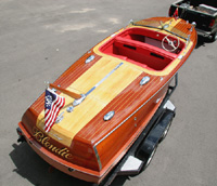 1947 20' Chris-Craft Custom Runabout