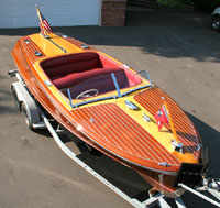1948 20' Chris-Craft Custom Runabout
