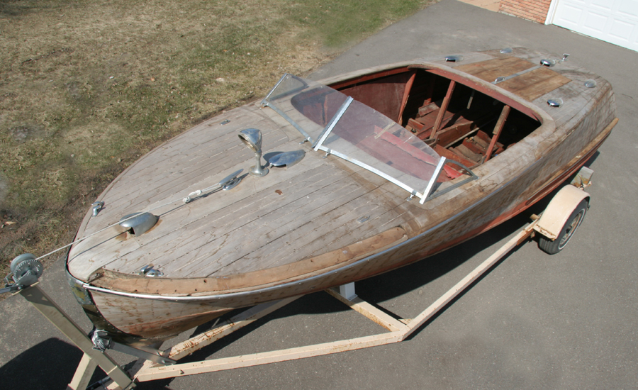 Project Wooden Boat