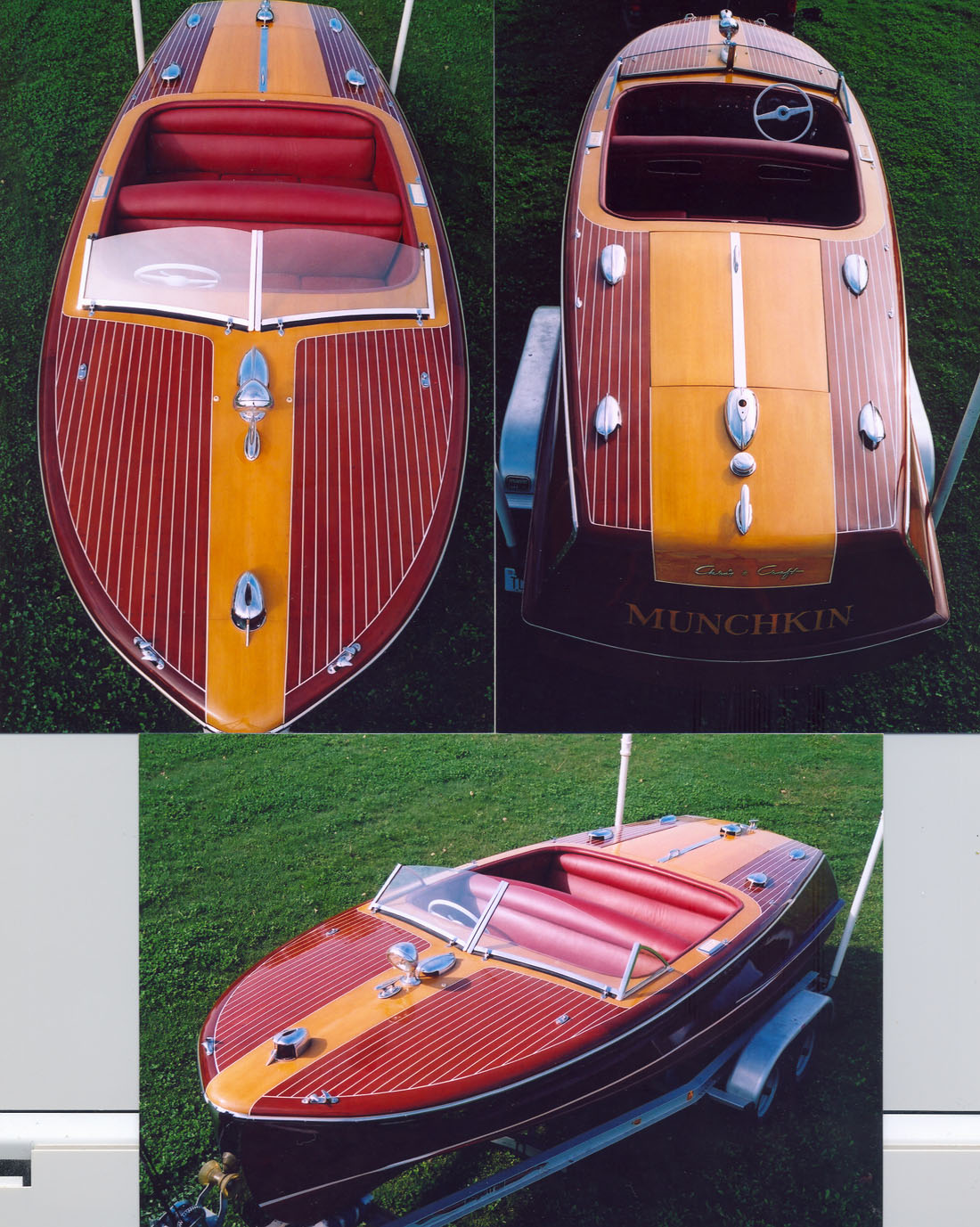 1947 20' Chris Craft Custom Runabout for sale