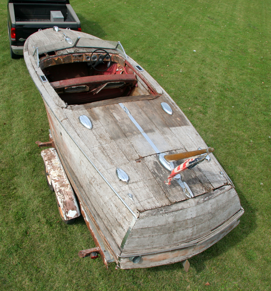 Park Models For Sale Mn >> 1949 20 ft Chris Craft Custom Runabout