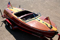 1948 20 ft Chris Craft Custom Runabout