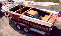 1960 Chris Craft Continental ClassicBoat.com