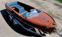 1951 22' Chris Craft Sportsman 2e