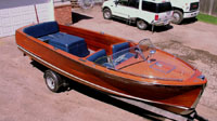 1949 22' Chris Craft Sportsman Utility with V8