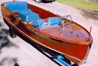 1950 Chris Craft 22' Sportsman