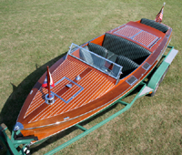 1931 22' Chris Craft Triple Cockpit for sale