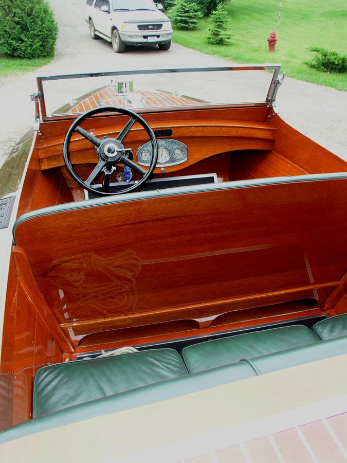 1930 22 ft Chris  Craft Custom Runabout