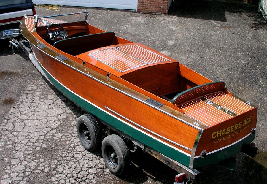 Chris Craft Boats >> 1930 22 ft Chris Craft Custom Runabout Triple Cockpit