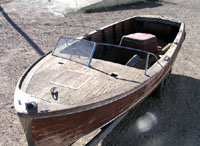 1946 22' Chris Craft Sportsman