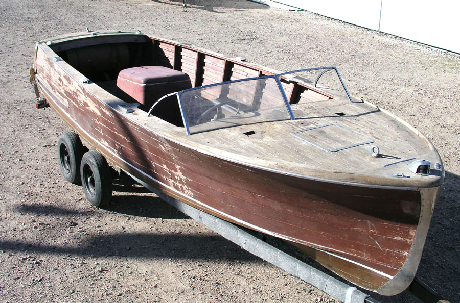 Ft Chris Craft Sportsman