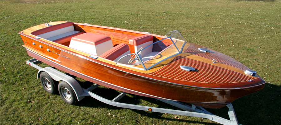 1956 23' Chris-Craft Continental