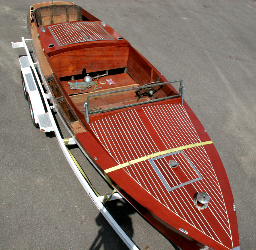 1930 Chris Craft