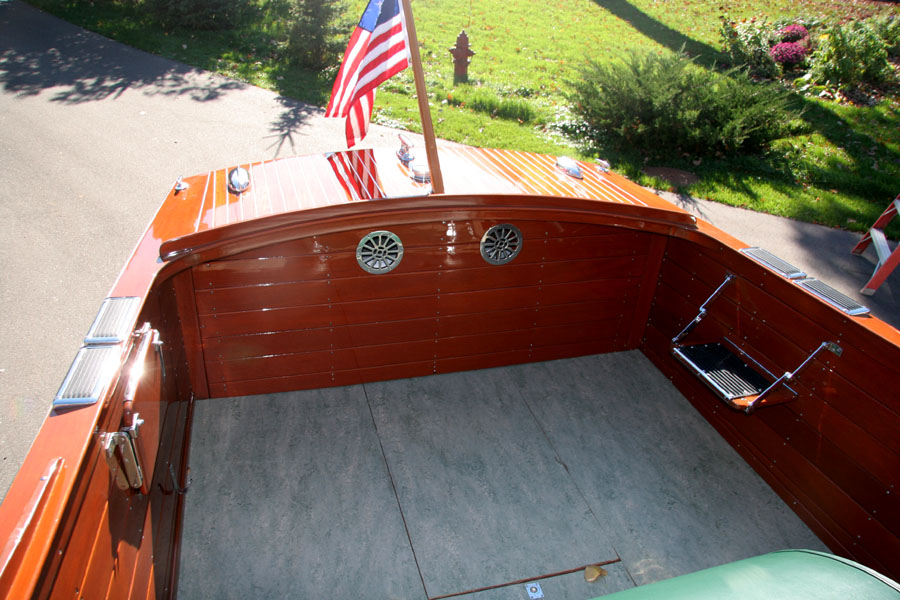 See More Boats: Antique Boats For Sale. 1948 25' Chris Craft Sportsman Sedan
