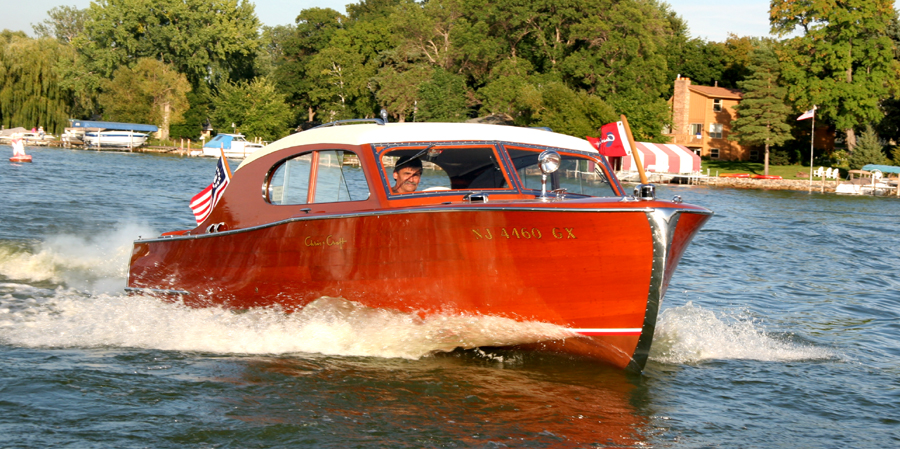 Park Models For Sale Mn >> 1948 25' Chris Craft Sportsman Sedan