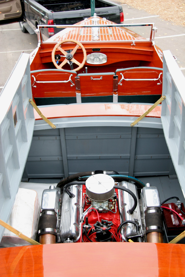 Chris Craft 1930 26 Triple Cockpit