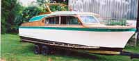 1956 27' Chris Craft Sedan with Flybridge
