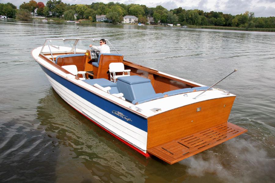 1967 28 Chris Craft Sea Skiff For Sale 26 500
