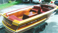 Chris Craft 1952 23' Holiday Utility