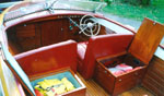 Classic Chris Craft 23' Holiday Wooden  Utility