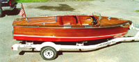 1936 Chris-Craft Runabout