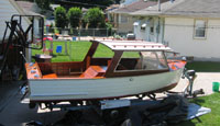 Chris Craft Sea Skiff - Classic Boats