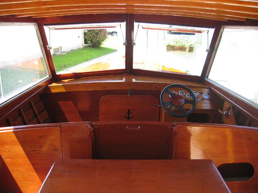 Classic Boats - 1955 18' Chris Craft Sea Skiff