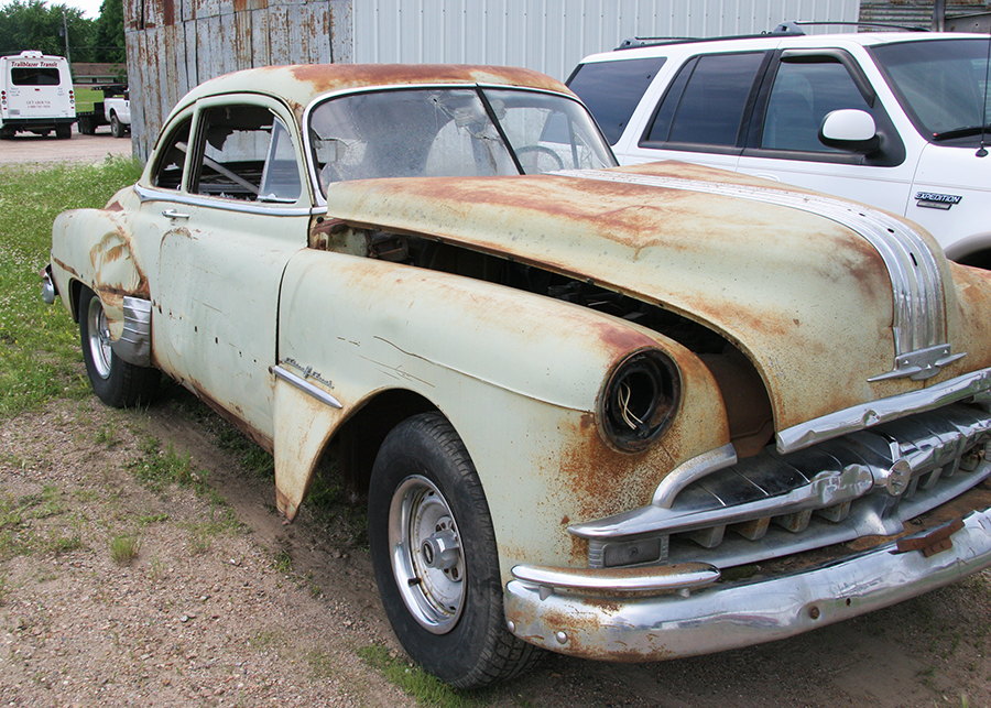 Classic Cars For Sale Mn >> 1952 Pontiac Chieftain Convertible Project